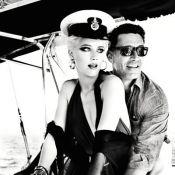 Amber Heard : En croisière, l'égérie Guess fait tourner la tête des hommes