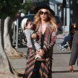 La styliste Rachel Zoe et son fils Skyler sont de sortie à Los Angeles, le 17 janvier 2012.