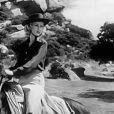 Ann Savage dans  Renegade Girl  (1946), images utilisées par Mareva Galanter pour son clip  Western Love .   Mareva Galanter a fouillé les tréfonds des archives hollywoodiennes pour composer un clip à son  Western Love , à base d'images du film noir  Renegade Girl  (1946) avec Ann Savage et du western pour adultes  Ramrodder  (1969) !