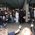 Le prince Joachim de Danemark, dans les minutes qui suivirent l'accouchement de la princesse Marie et la naissance de leur première fille le 24 janvier 2012, a explosé de joie devant journalistes et photographes dans les couloirs du Rigshospitalet de Copenhague.