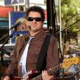 Jay DeMarcus en juillet 2008 en concert avec les Rascal Flatts
