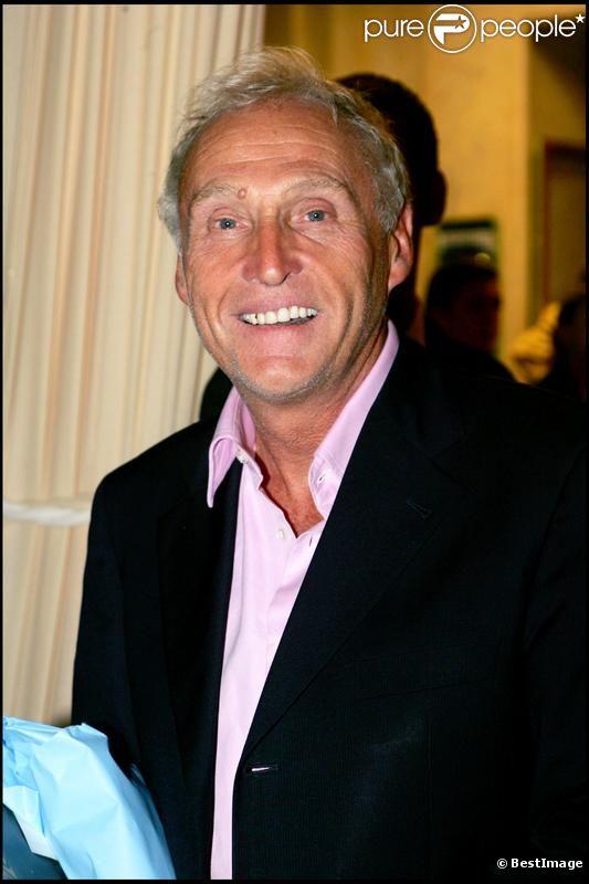 Jean-Marc Sylvestre en septembre 2006 à la rentrée TF1
