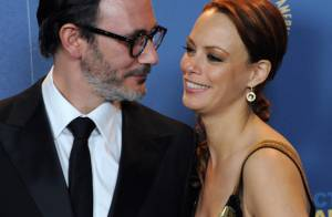 Bérénice Bejo fière de son homme, récompensé devant le séduisant Jean Dujardin
