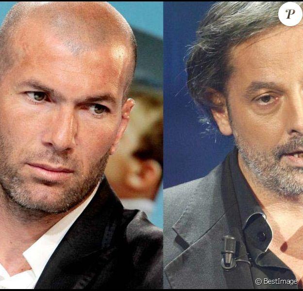 Christophe Alévêque et Zinedine Zidane opposés dans l'affaire SportMag