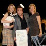 Jean Dujardin, entre Uggie et les Américaines, savoure son succès