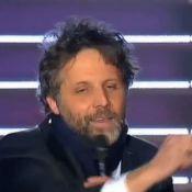 Stéphane Guillon aux Globes de Cristal : le bras d'honneur qui ne passe pas