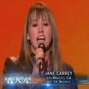American Idol : La fille de Jim Carrey éliminée et une très vilaine chute