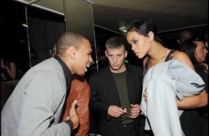 Chris Brown et Rihanna : Retrouvailles, trois ans après, sur le lieu du 'crime'