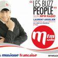 Julien Dassin se confie à notre Laurent Argelier dans les Buzz people sur MFM, le 15 février 2012.