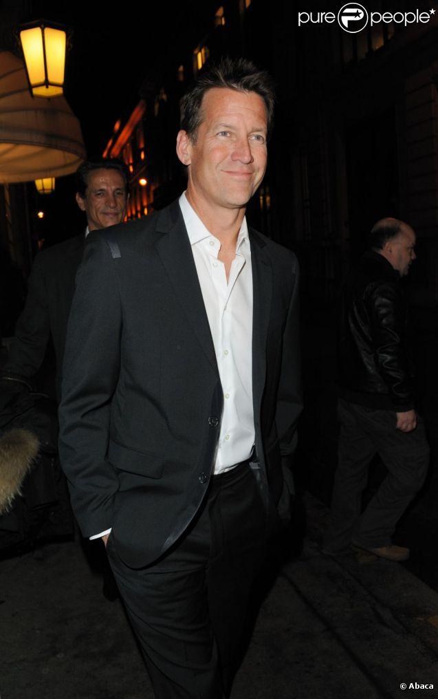 James Denton lors de la soirée Daniel Hechter à Paris le 14 février 2012