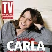 Carla Bruni : Bientôt dans Rendez-vous en Terre Inconnue ?