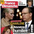 France Dimanche (en kiosques le 17 février 2012)