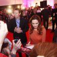 Angelina Jolie, radieuse dans une robe J. Mendel lors de la première de son film Au pays du sang et du miel à Zagreb le 17 février 2012