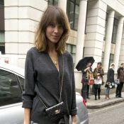 Alexa Chung, Poppy Delevingne et Peaches Geldof enceinte font la mode à Londres