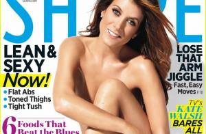 Kate Walsh : À 44 ans, sublime, elle ose poser nue