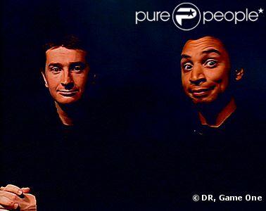 Yannick Zicot (ici à droite), ex-animateur sur Game One et sur Canal+, est décédé.