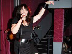 PHOTOS EXCLUSIVES : Marie-Amélie Seigner en concert privé... entourée de sa famille