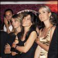 Sarah Lavoine, Hortense et Laeticia Hallyday