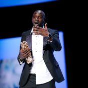 César 2012 - Omar Sy, meilleur acteur : Emotion et explosion de joie