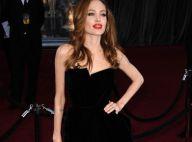 Oscars 2012 : Angelina Jolie, très maigre ou ultra-sexy pour Brad Pitt ?