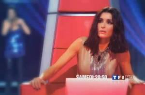 The Voice : Découvrez la prestation de Sonia Lacen qui a ému Jenifer aux larmes