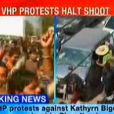 Reportage sur les perturbations liées au tournage du film sur Ben Laden de Kathryn Bigelow en Inde - mars 2012