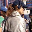 Kathryn Bigelow sur le tournage de son film sur Ben Laden en Inde - mars 2012