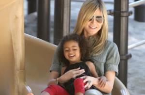 Heidi Klum se transforme en guerrière pour le bien de ses adorables enfants