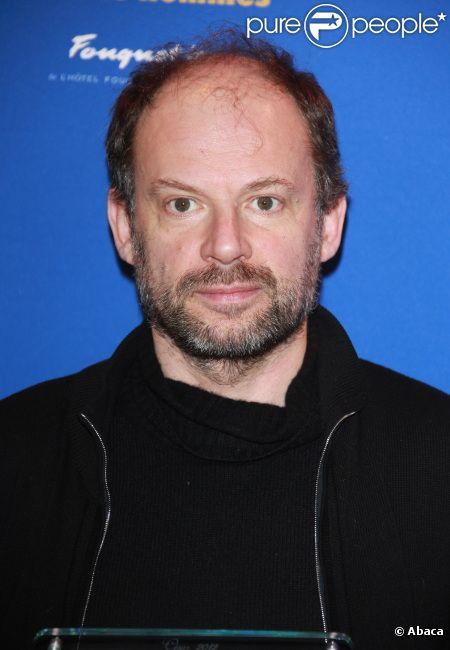 Denis Podalydès en février 2012 à Paris
