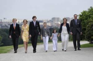 Le prince Joachim de Belgique, 20 ans, a prêté serment