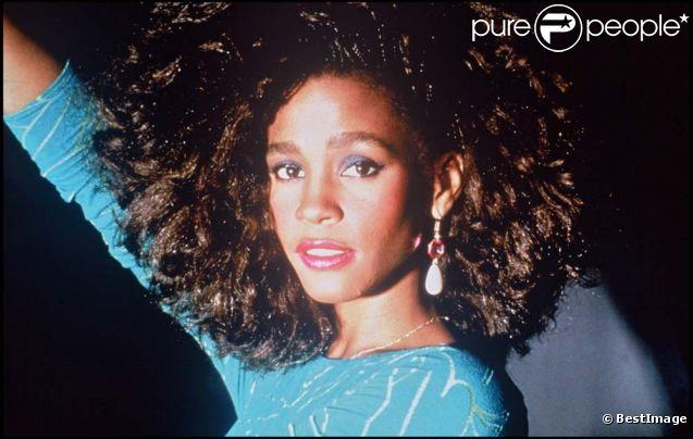 Whitney Houston, 1985.
