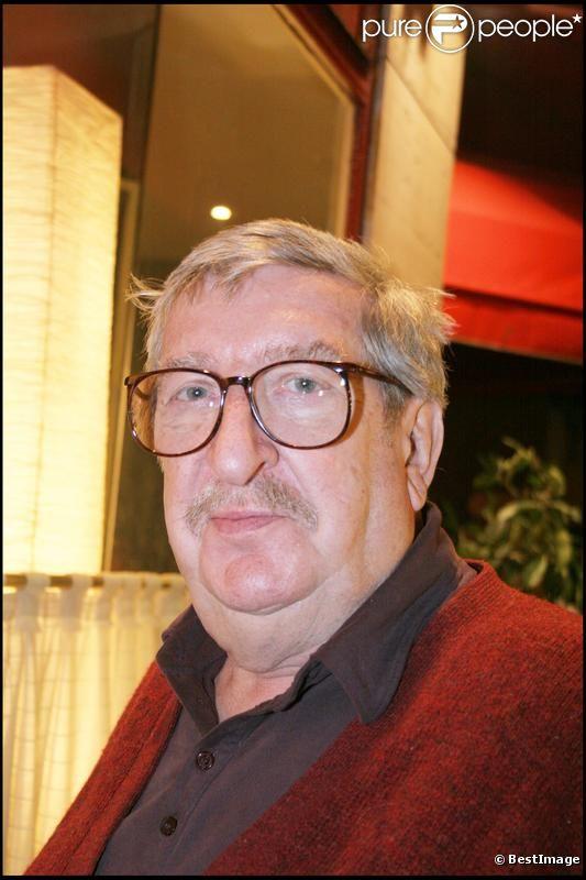 Pierre Tornade en septembre 2006 à Paris