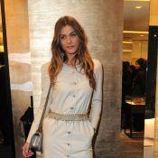 Elisa Sednaoui, Virginie Ledoyen, shoppeuses VIP dans le nouvel écrin de Chanel
