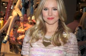 Lydia Hearst et Kristen Bell : deux beautés blondes pour Top Shop à Vegas