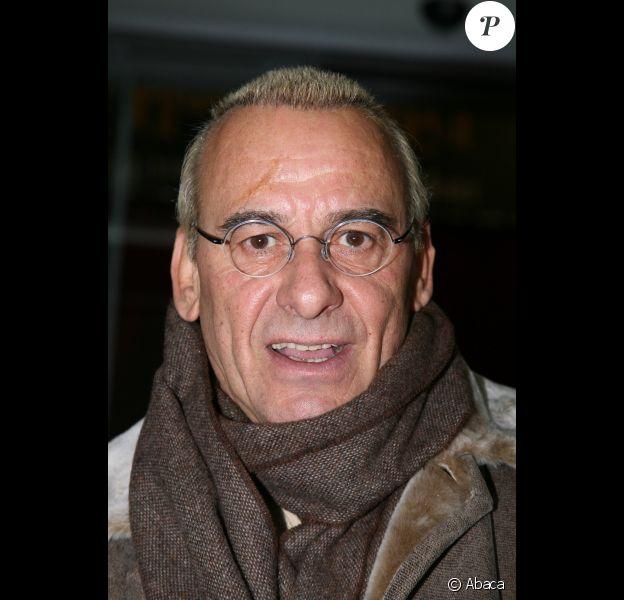 Michel Fugain en avril 2007 à Paris.