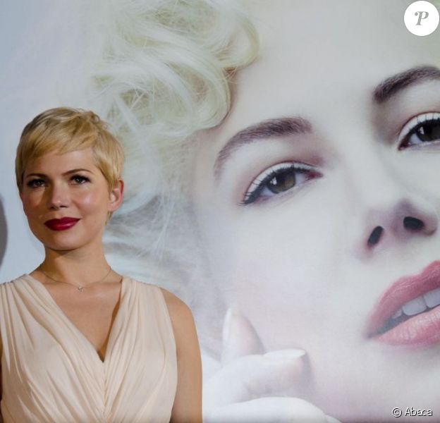 Michelle Williams à l'avant-première de My Week with Marilyn, à Tokyo le 13 mars 2012