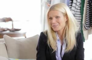 Gwyneth Paltrow, égérie d'une mode à petits prix et sacrée gourmande !