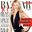 Gwyneth Paltrow en couverture du Harper's Bazaar
