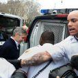 George Clooney, arrêté à Washington le 16 mars 2012