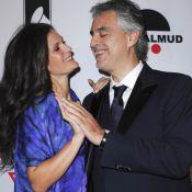 Andrea Bocelli et sa compagne Veronica Berti parents d'une petite Virginia