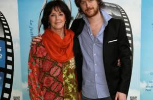 Anny Duperey et son fils Gaël rendent hommage au grand Bernard Giraudeau