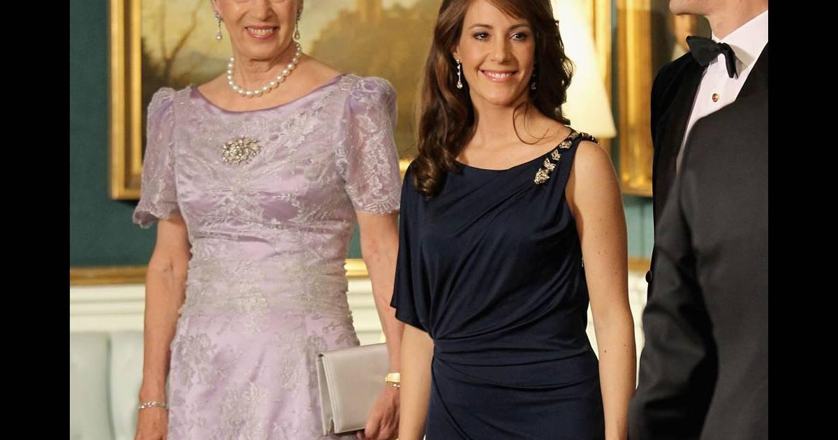 La princesse marie cavallier a fait son grand retour deux - Retour de couche 1 mois apres accouchement ...