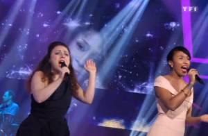 The Voice : Battle de Valérie et Estelle sur le ring avec I Will Always Love You