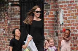 Angelina Jolie et Madonna : Leurs enfants virés du Lycée français de New York ?