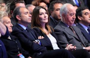Carla Bruni : ''Dire que j'utilise ma fille pour faire campagne, ça me dégoûte''