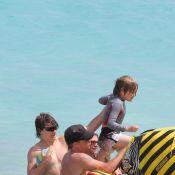 Jon Bon Jovi, capitaine de bateau pour sa grande famille... encore en vacances !