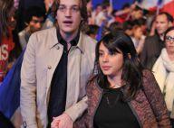 Jean Sarkozy et sa femme enceinte, réunis en famille avec Carla et Nicolas
