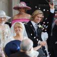 """""""Chris Hemsworth et Olivia Wilde se marient sur le tournage de Rush de Ron Howard,   un biopic des pilotes Niki Lauda et James Hunt, le 2 avril 2012, à Londres."""""""
