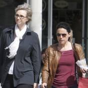 Jane Lynch reprend goût à la vie aux côtés de sa tendre épouse