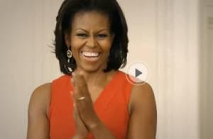 Michelle Obama : Soirée sportive avec des anonymes en lutte contre l'obésité